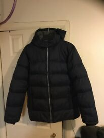 M and S winter coat 13-14 years free delivery if not far.