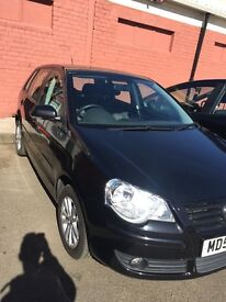 Vw polo 2007 Automatic very low mileage