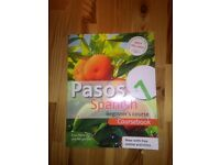 PASOS 1 Spanish beginner's course book