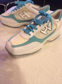 Hogan Ladies Trainers size 5