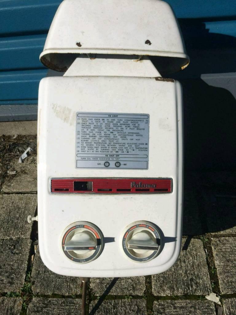 Paloma Ph 5 3f Lpg Gas Water Heater