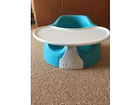 Bumbo - Baby seat and play tray