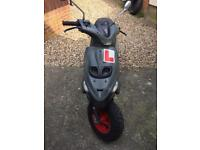 Gilera stalker 2004 khaki green- spares or repairs