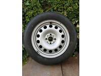 Mini 15 inch spare wheel 175/65/15