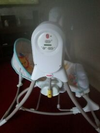 Fisher Price 3 in 1 rocker