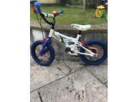 "Boys bike 14"" wheels"