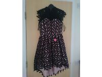 Chi Chi London Aileen Dress size 10 - Never Worn