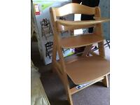 Baby high chair Hauck