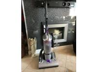 Vax Power Reach 850watts upright hoover, extending hose very powerful suction, nearly new , no tools