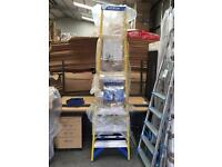 WERNER FIBREGLASS ELECTRICIAN LADDERS