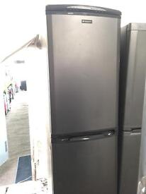Hotpoint silver good looking frost free A-class fridge freezer cheap price