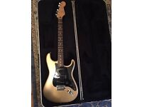 Fender Stratocaster MIM, (with American hard case)
