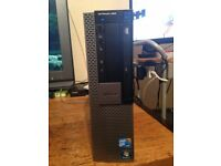 """Dell Optiplex 960 Quad Core 2.66ghz cpu Memory: 8GB 1Tb Hard Drive 19"""" Screen keyboard and mouse"""