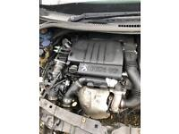 Peugeot 207 1.6 hdi 90hp engine