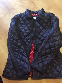 Age 11-12 girls padded jacket from Next