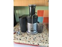 Breville Juicer rarely used