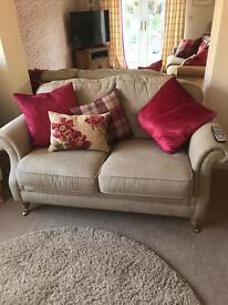 Laura Ashley 2 seater sofa immaculate condition