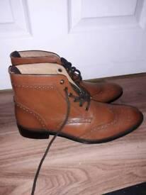 Unze of London boots