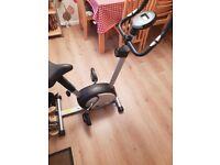 Near new exercise bike