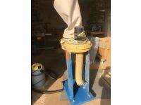Schepach dust extractor unit
