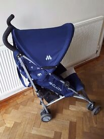 Maclaren buggy in immaculate condition