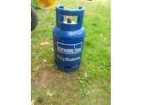 Calor gas bottle empty 7kg butane Paignton