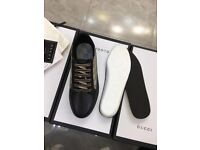 Gucci Sneakers (Brown)