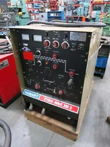 HOBART CYBER-WAVE 300S Welder, Model CW-300-S
