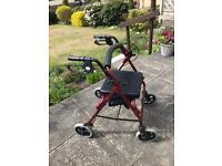Z-tec Mobility walker