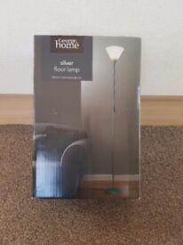 Brand new floor lamp