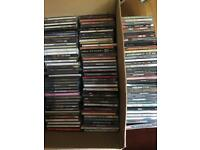 CD bundle - 130ish alternative / rock / modern