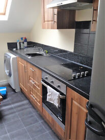 Smart 1 bed flat in Hucknall