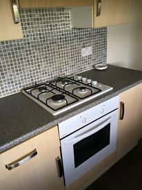2 or 3 Bedroom, Newly Redecorated, First Floor Flat, Irthing Avenue, Newcastle upon Tyne, NE6 2TQ