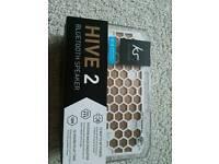 Kicksound Hive 2 Bluetooth Speakers brand new