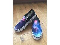 VANS Unisex Galaxy Shoes