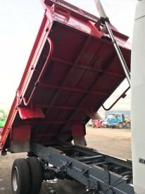 7.5 tonne tipper, mot until 09/2018