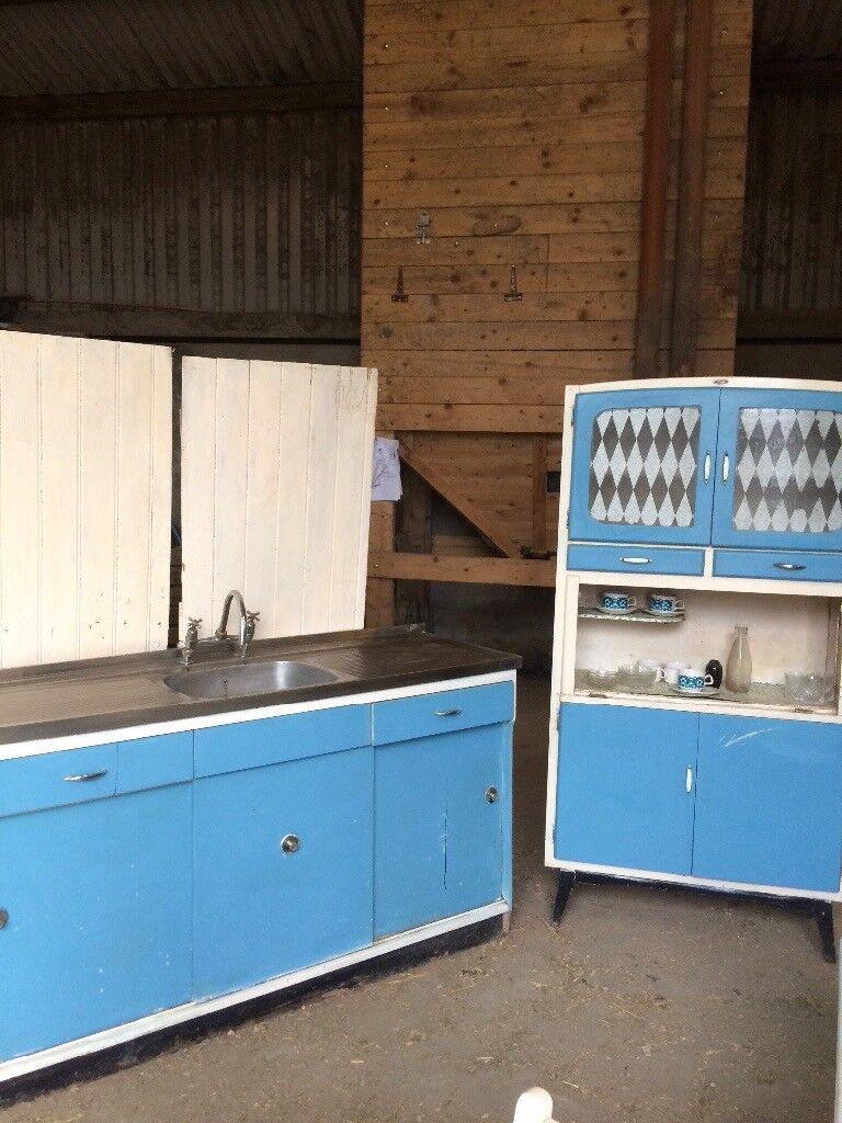 Kitchen sink unit retro | in Strabane, County Tyrone | Gumtree