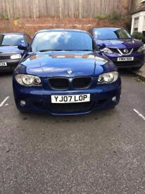Bmw 1series Diesel (low milage drives perfect)