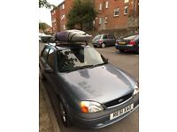 Ford Fiesta 2001 only 45000 miles driven!