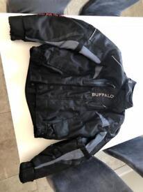 Men's buffalo bike jacket
