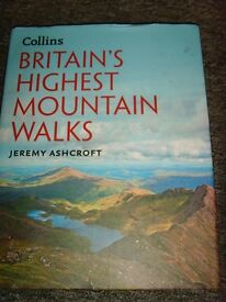Britain's Highest Mountain Walks: Route Guide to the Countries Best Peaks