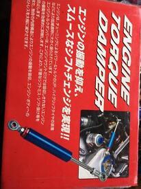 Honda Integra type r Dc2 db8 civic Vti eg6 Ek9 Seeker engine damper jdm rare!! J's