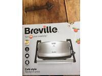Brand New Breville Sandwich Toaster