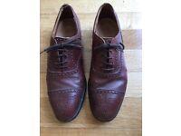 Church's men's shoes, size 9