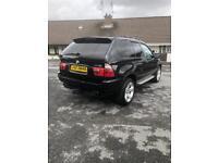 04 BMW X5 3.0d Sport swap/px