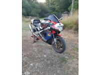 Aprilia Rsv1000 Mille part ex Look
