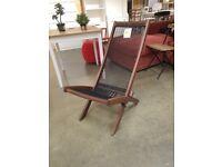 BROMMÖ Lounger, outdoor, brown stained, IKEA MILTON KEYNES #bargaincorner