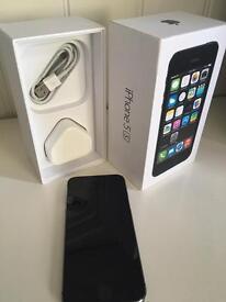 iPhone 5s 64GB - Space Grey - Unlocked