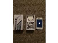 iPhone 4s in white **no offers**