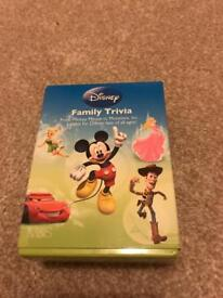 Disney Family Trivia game